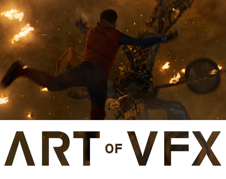 Art of VFX: Spider-Man: Homecoming: Theodore Bialek - VFX Supervisor - Sony Pictures Imageworks