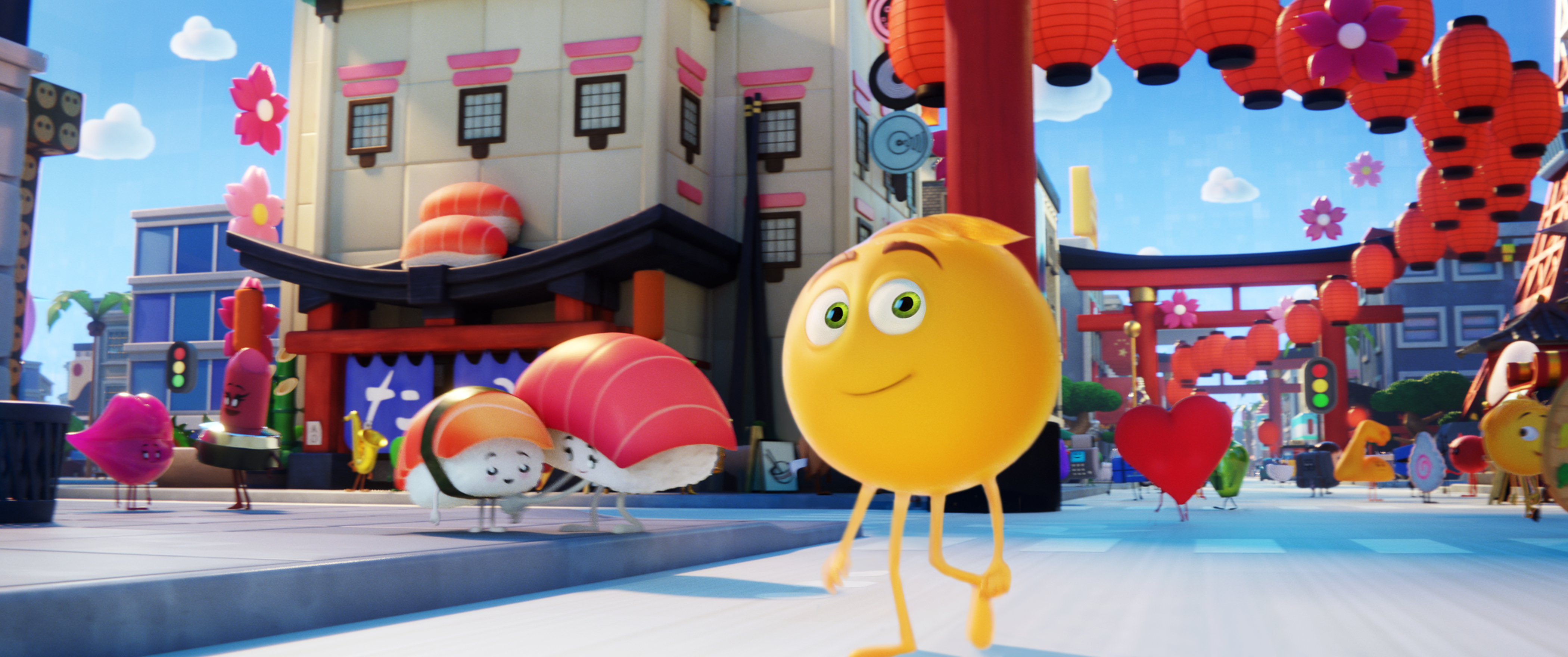 The Emoji Movie Gallery 40