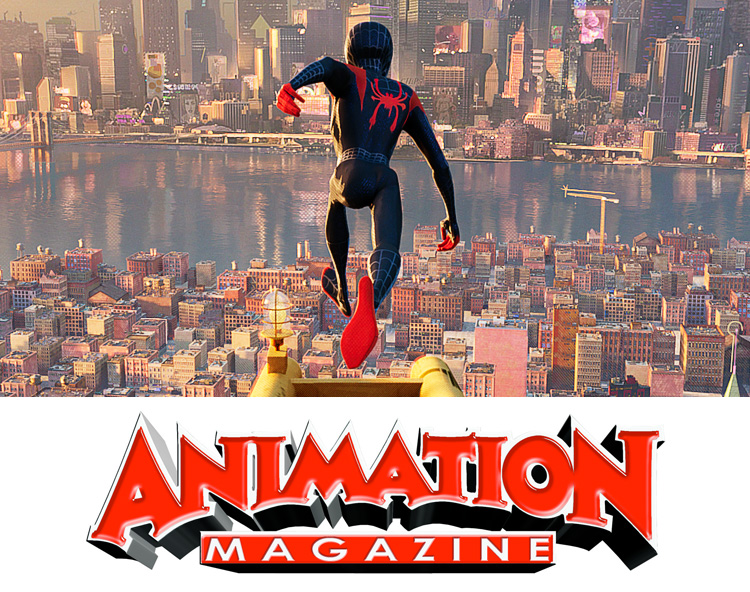 'Spider-Man: Into the Spider-Verse': Spinning a Stunning Web