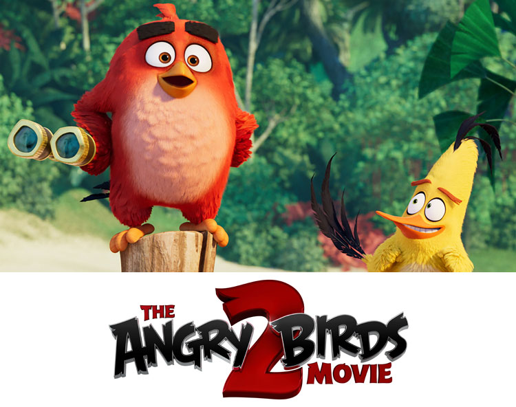 Sony Pictures Imageworks soars the skies in the sequel to the hit film!
