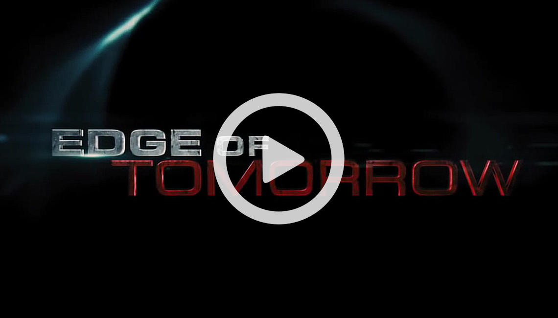 Edge of Tomorrow Official Trailer #2
