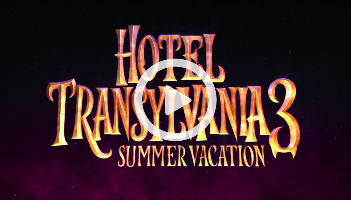 Hotel Transylvania 3: Summer Vacation Official Trailer