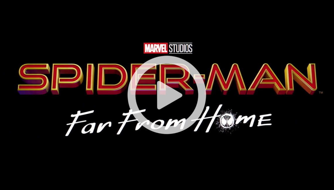 Spider-Man™: Far From Home Trailer