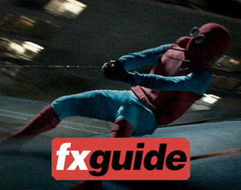 FX Guide - Spider-Man: by Sea and by Air