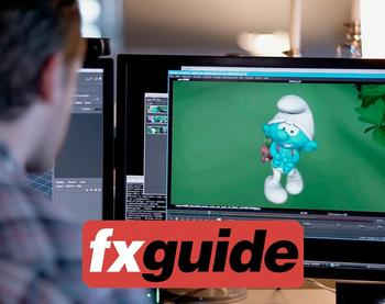FX Guide - Smurf Rendering with VFX Supervisor Michael Ford