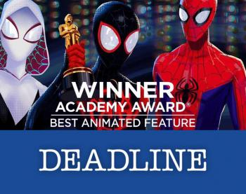 'Spider-Man: Into The Spider-Verse' Wins Oscar™ For Best Animated Feature
