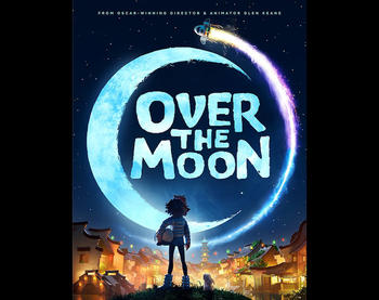Over the Moon title page